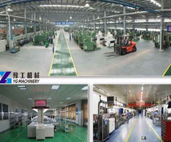 Henan YG Machinery Product Workshop
