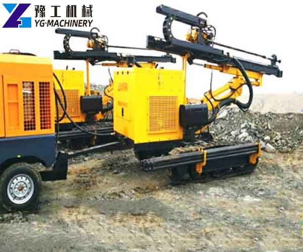 SKM-150T DTH Drilling Rigs for Sale