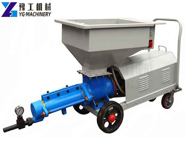 Screw Grouting Pump for Sale