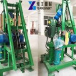 Small Water Well Drilling Rig for Sale in Kenya