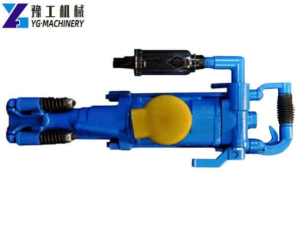 Air Leg Rock Drilling Machine