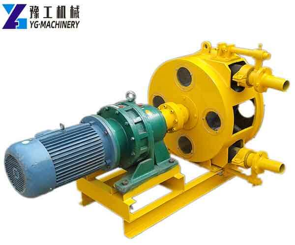 China Industrial Hose Pump