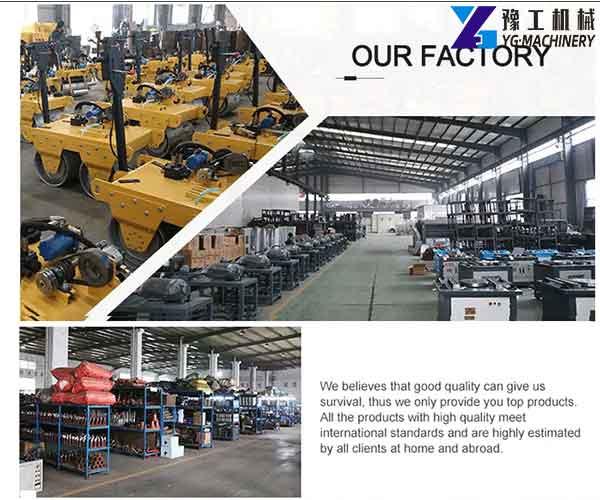 China YG Machinery Manufacturer