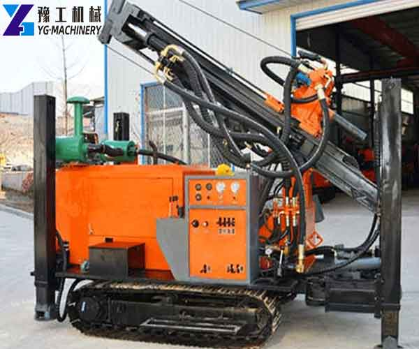 Crawler DTH Drilling Rig for Sale