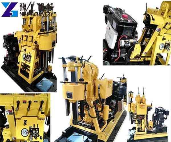 Details of Hydraulic Drilling Rig