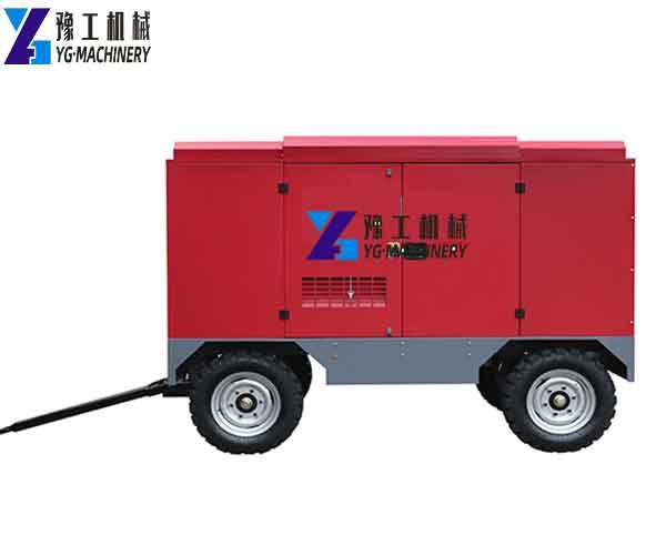 Electric Screw Air Compressors