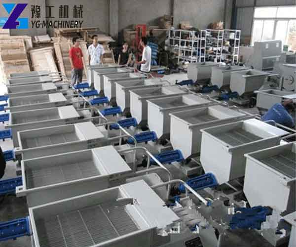 Electric Screw Grouting Pump Factory