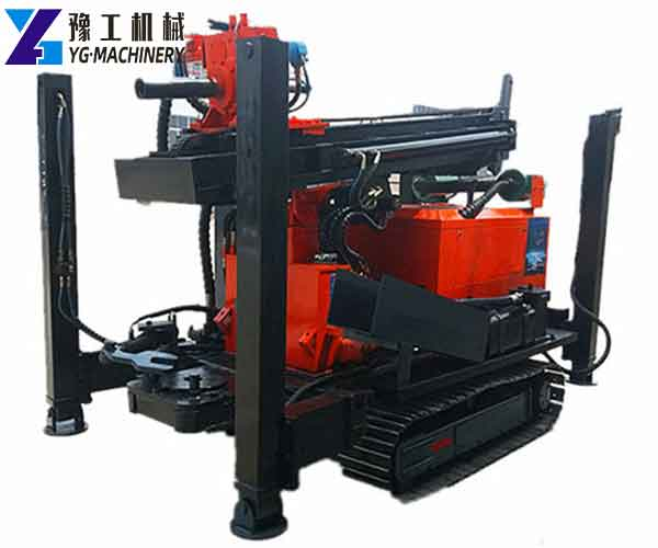 Blast Hole Drilling Machine