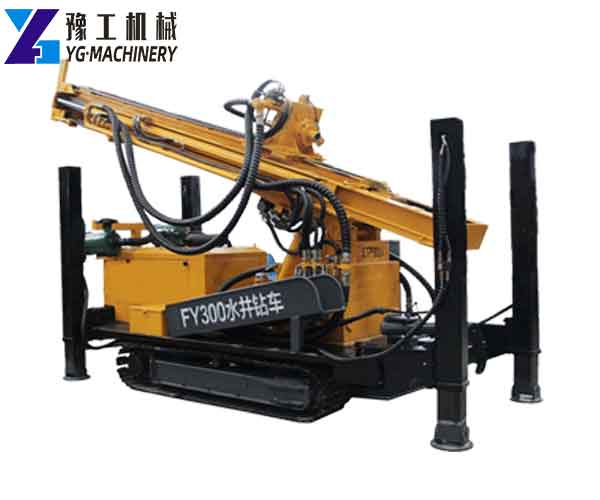 FY300 Water Well Drilling Rig Machine
