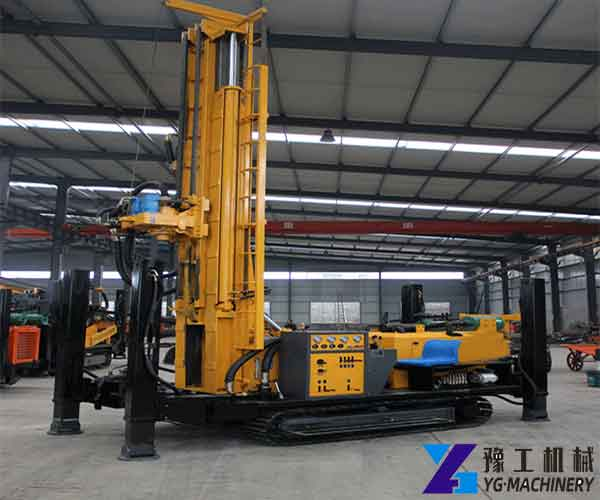 FY300A Crawler Drilling Machine for Sale