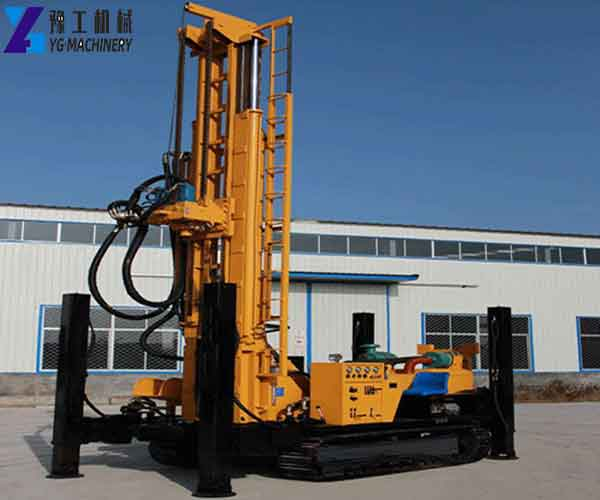 FY600 Crawler Drill Machine