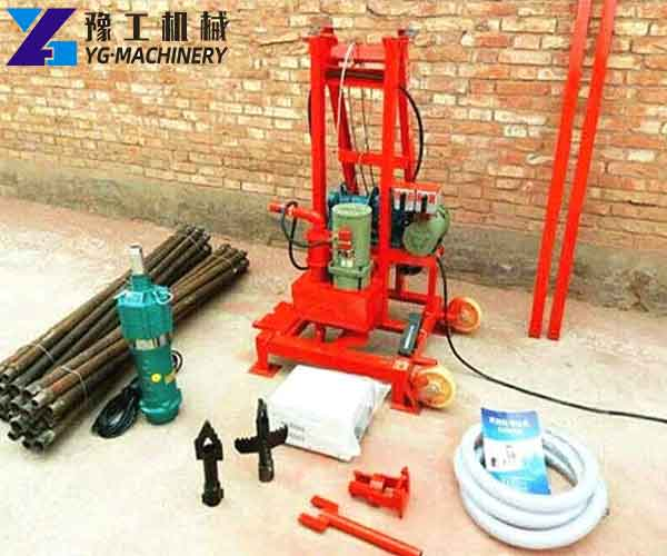 HY-180 Small Water Well Drilling Rig for Sale