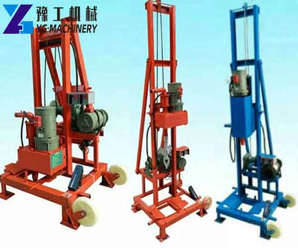 HY-180 Small Water Well Drilling Rigs