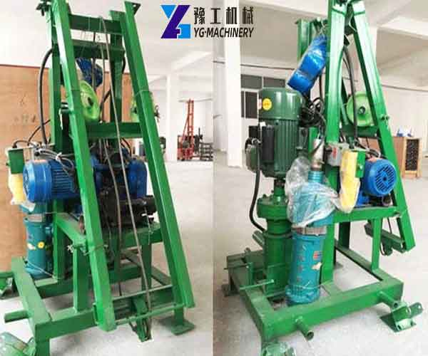 HY-240 Small Portable Water Well Drilling Rig
