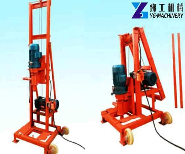 HY-350 Water Well Drilling Rig