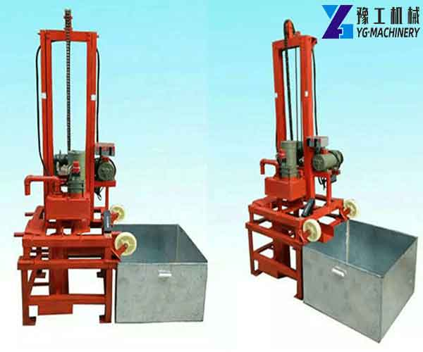HY120 Small Water Well Drilling Rig