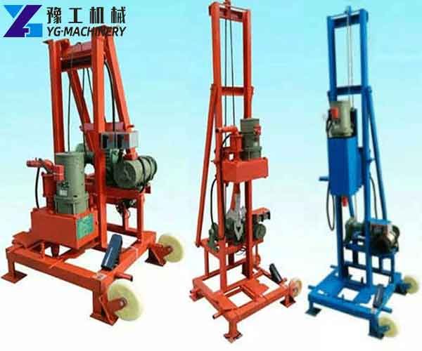 HY180 Portable Water Well Drilling Rig