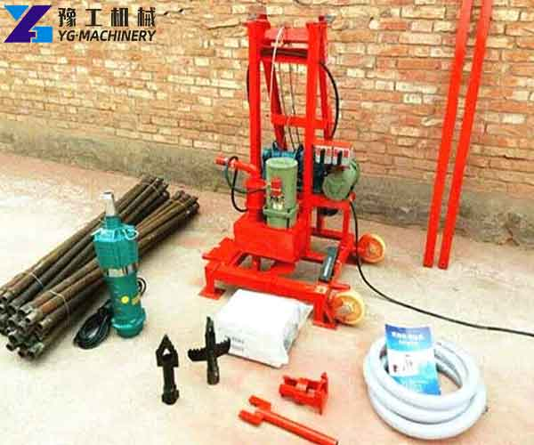 HY180 Small Water Well Drilling Rig