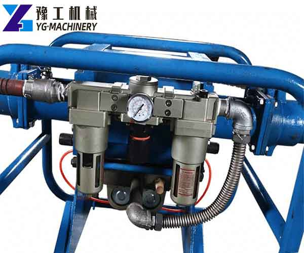 Hot Sale Mine Pneumatic Grouting Injection Pump