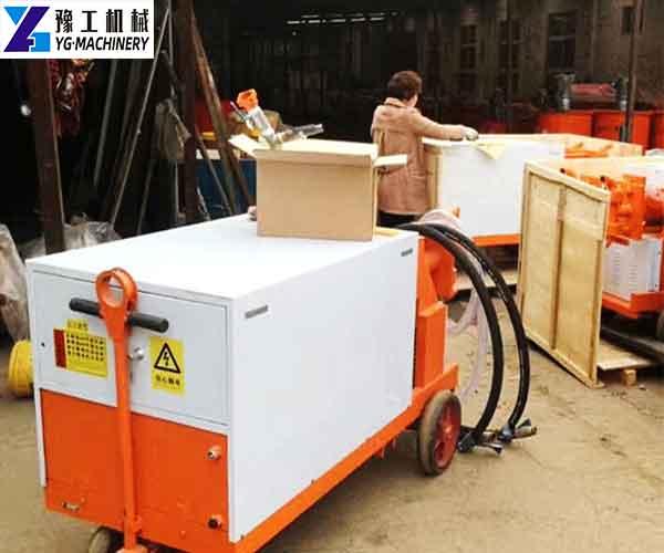 Hydraulic Mortar Pump Manufacturer