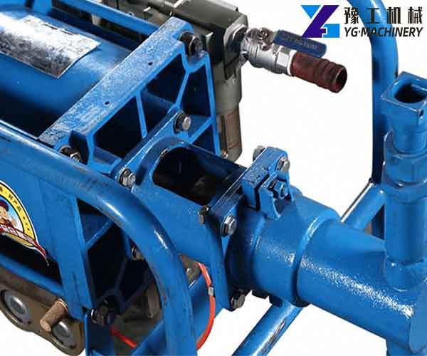 Mine Pneumatic Injection Pump