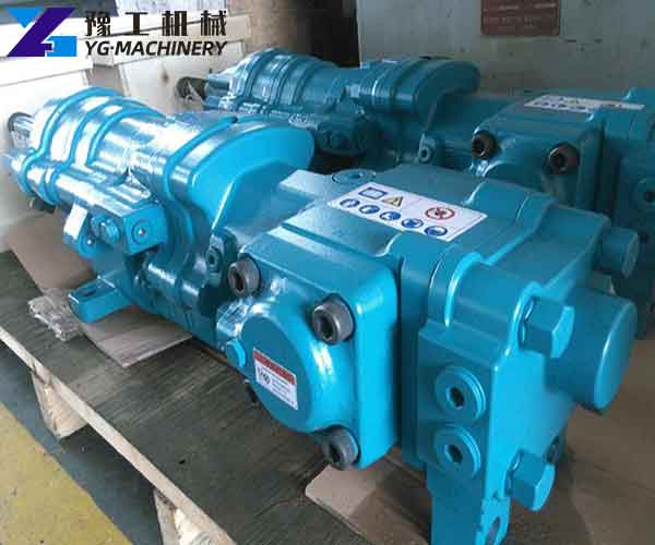 Package of Hydraulic Rock Drill