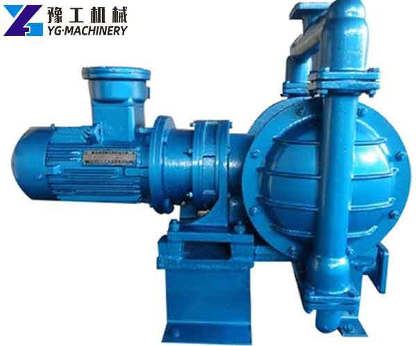 Piston Diaphragm Pump
