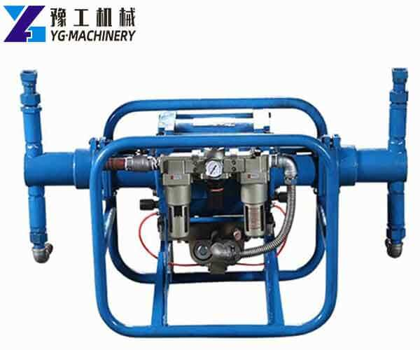 Pneumatic Grout Pump