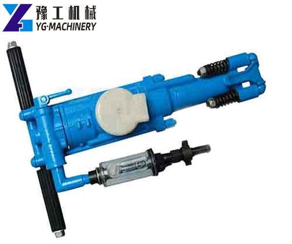 Pneumatic Rock Drill Machine