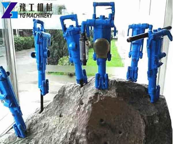 Pneumatic Rock Drill Manufacturer