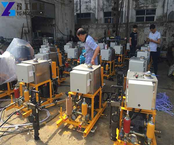 Rock Drill Machine Manufacturer