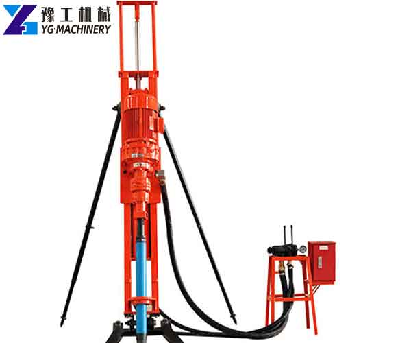 SKB120-5.5 DTH Core Drill Rig