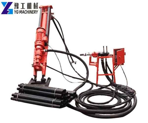 SKD-100 DTH Drilling Rig