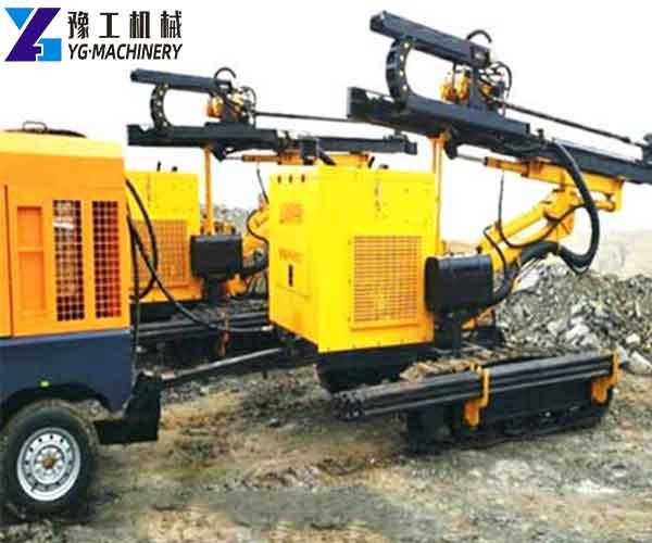 SKM-150T DTH Drilling Rigs