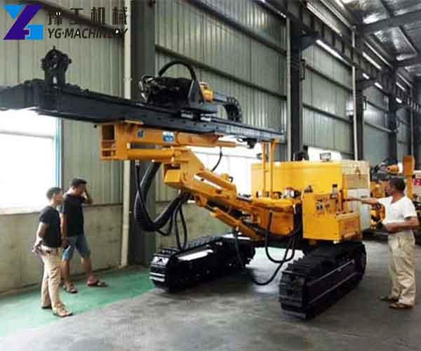 SKM-153 DTH Drilling Rigs