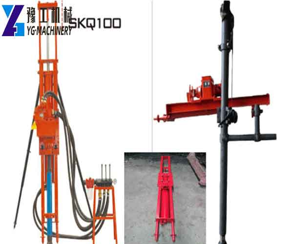 SKQ-100 DTH Machine for Sale