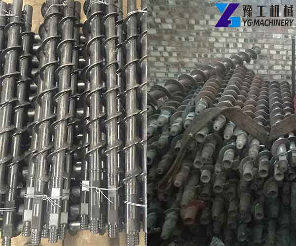 Twist Drill Pipe Manufacturer