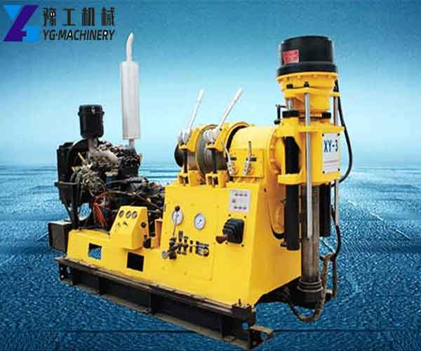 XY-3 Core Drilling Rig for Sale