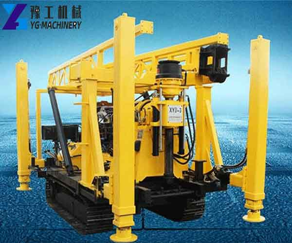 XYD-3 Core Drilling Rig for Sale