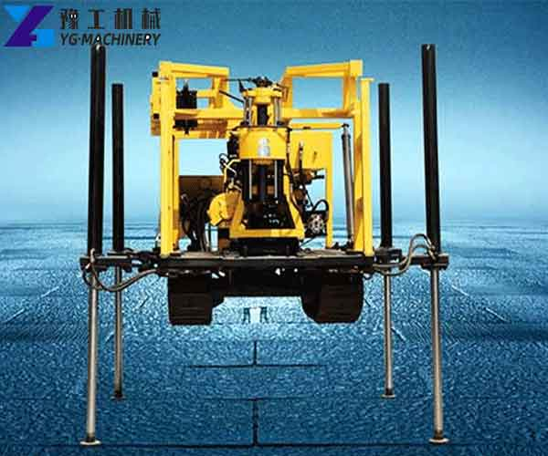 XYD Crawler Drilling Rig for Sale