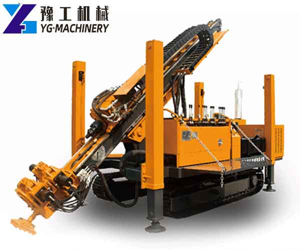 YG Crawler Anchor Drill Machine