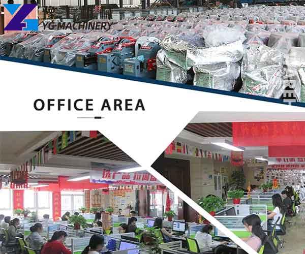 YG Office Area