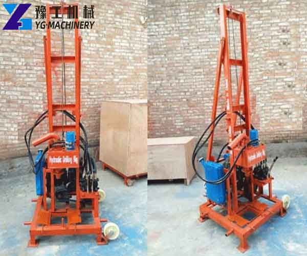 ZX-220 Water Well Drilling Machine for Sale