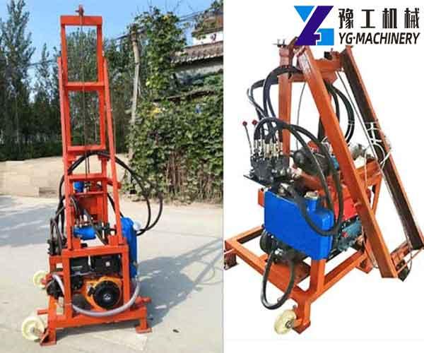 ZX280 Diesel Hydraulic Drilling Rig